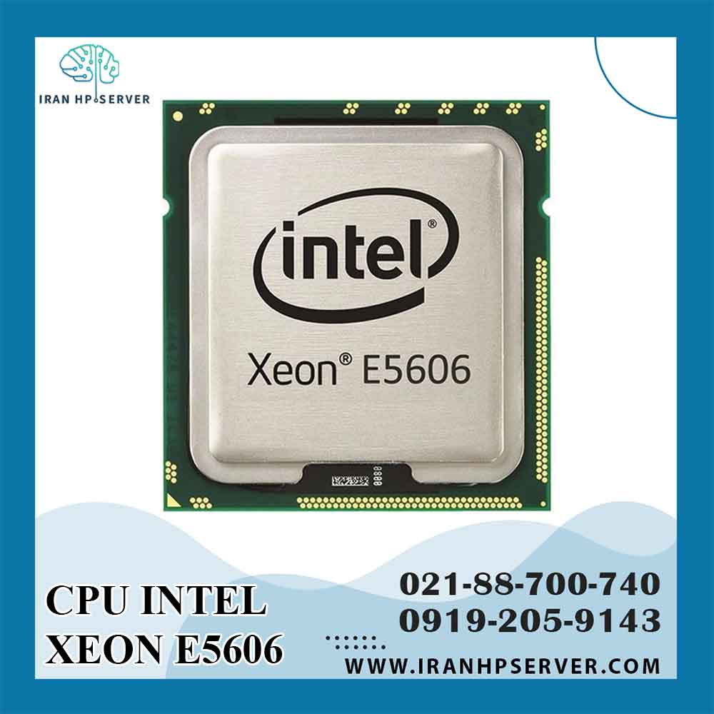 سی پی یو اینتل Xeon E5606