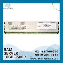 رم سرور 16GB DDR3 8500R