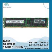 رم سرور 16GB DDR3L 10600R