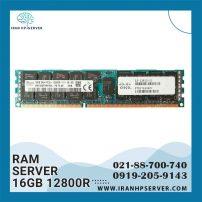 رم سرور 16GB DDR3L 12800R
