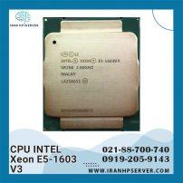 سی پی یو Xeon E5-1603 v3