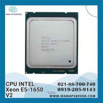 سی پی یو Xeon E5-1650 V2