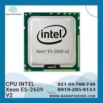 سی پی یو Xeon E5-2609 V2