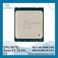 سی پی یو Xeon E5-2650L V2