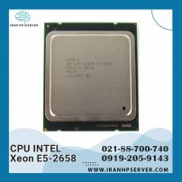 سی پی یو اینتل Xeon E5-2658