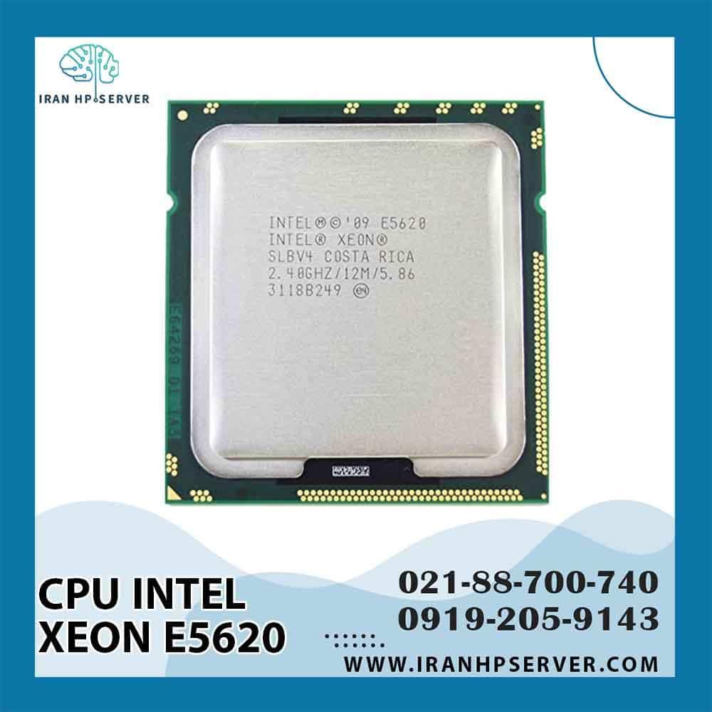 سی پی یو اینتل Xeon E5620