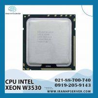 سی پی یو اینتل Xeon W3530