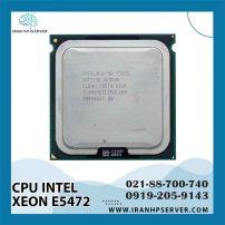 سی پی یو اینتل Xeon E5472