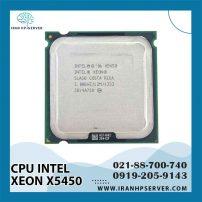 سی پی یو اینتل Xeon X5450