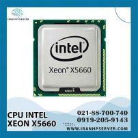 سی پی یو اینتل Xeon X5660