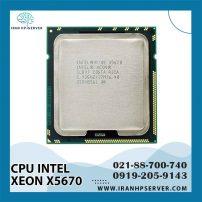 سی پی یو اینتل Xeon X5670