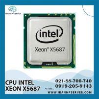 سی پی یو اینتل Xeon X5687